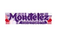 Logo Cliente Mondelez - Achieve More